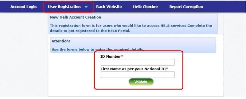 How to Apply For HELB Loan Winstar Technologies