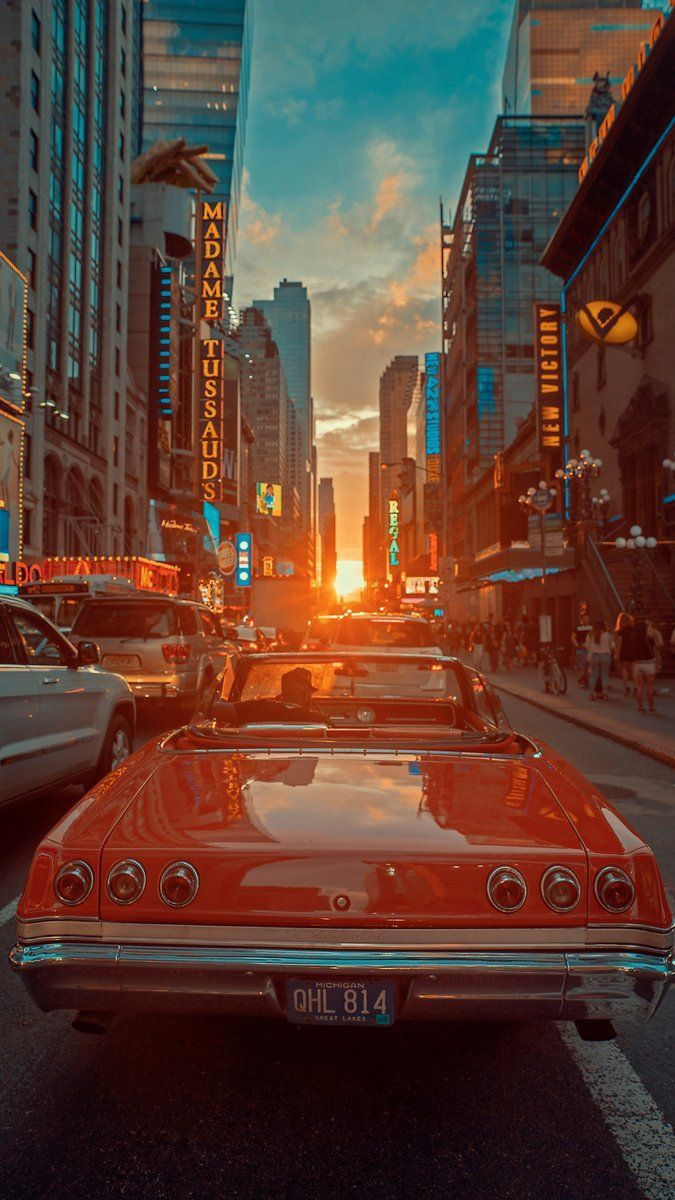 Going to the sunset ~ on We Heart It