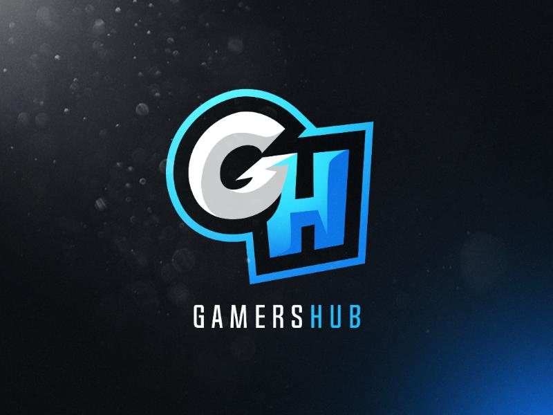 Gh Gaming Logo Design In 2021 Logo Design Gaming Logos Design