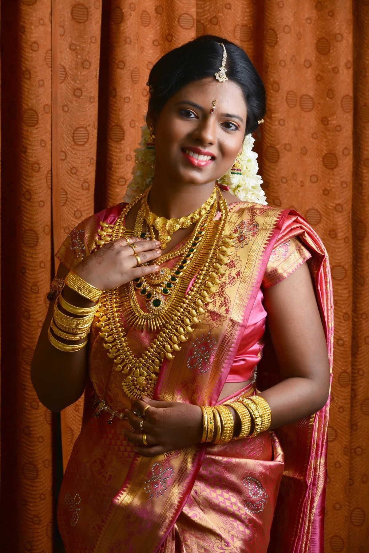 indian wedding wedding bells south Indian bridal