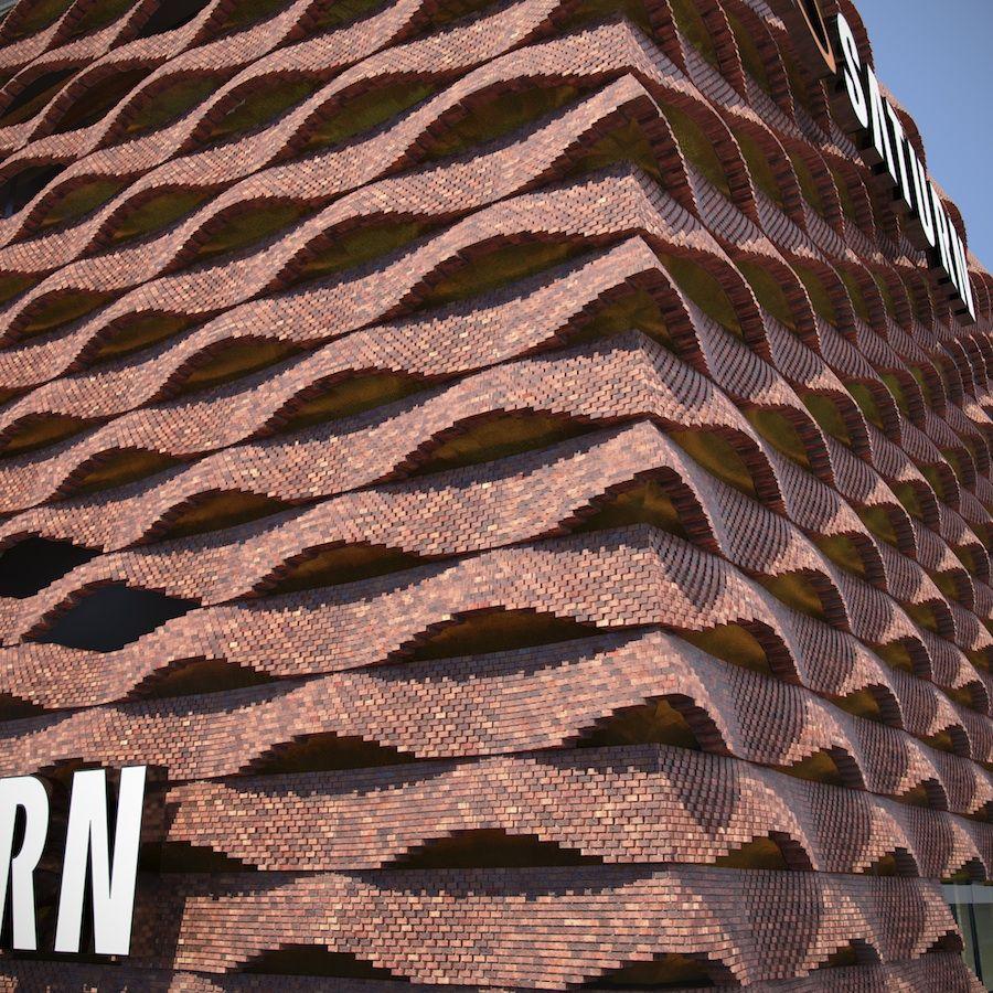 Hamburgs Wave Of Modern Brick Expressionism