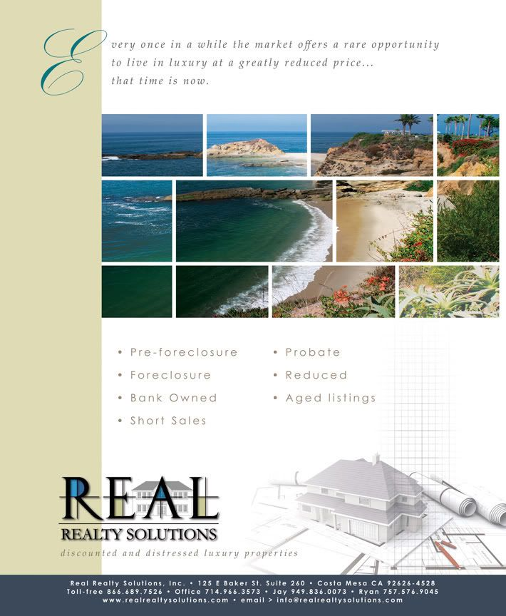 Real Realty Solutions Inc. (Real Estate Co.) Magazine