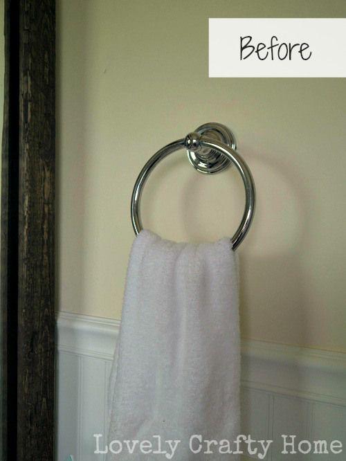 Photo of Bathroom fittings before