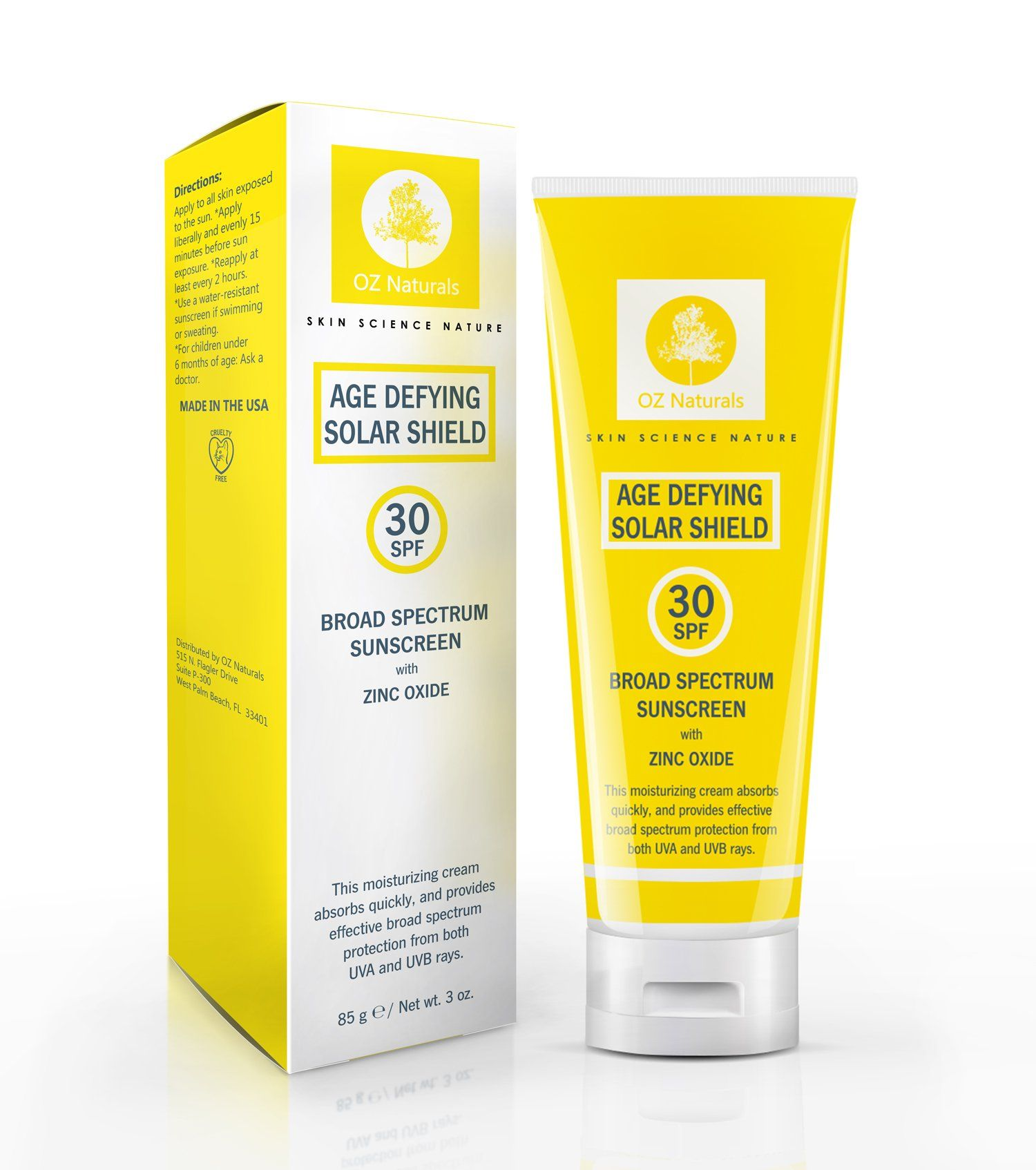 Protect Your Skin With The Best Facial Sunscreen Doesn't