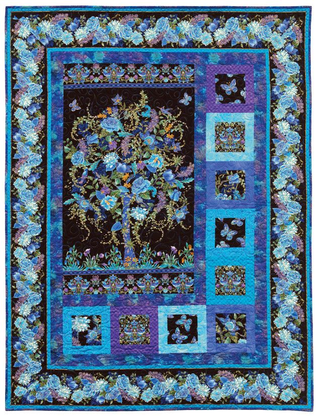 Timeless Treasures Tree Of Life Google Search Quilt