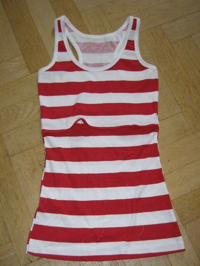 1a3a7cfdd7726 DIY nursing camis...If I ever have another baby | Baby | Nursing ...