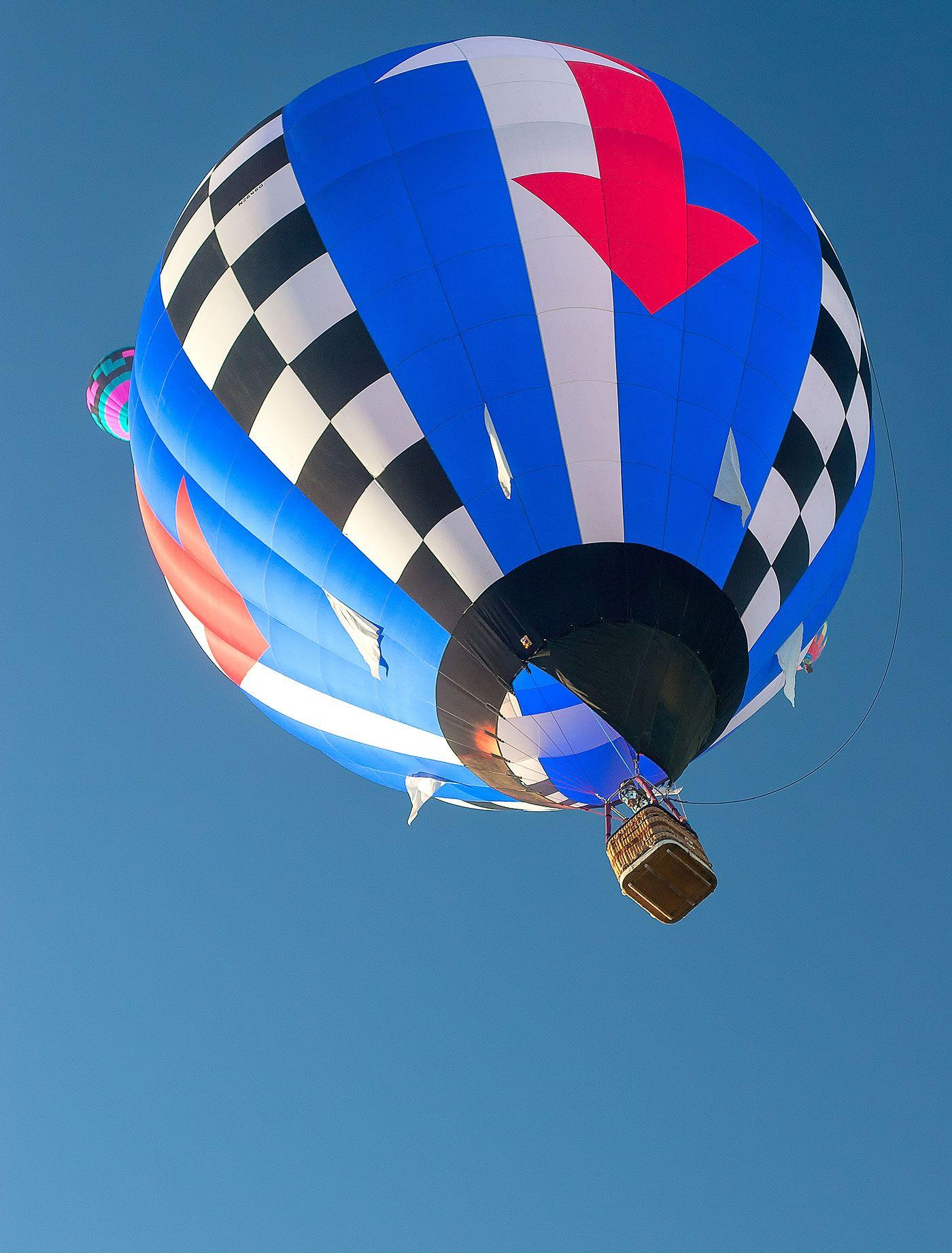 Albuquerque Balloon Fiesta Oct. 311, 2020 Albuquerque
