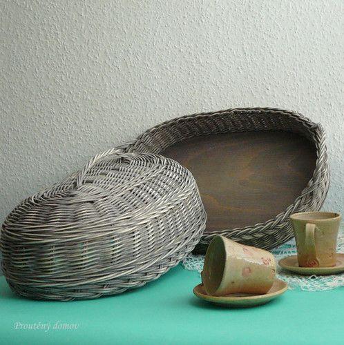 Chlebník šedý s patinou