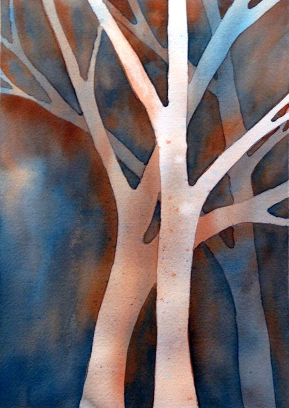 Lesson Plans for Teaching Watercolor to Beginners — Lesson 1 ...