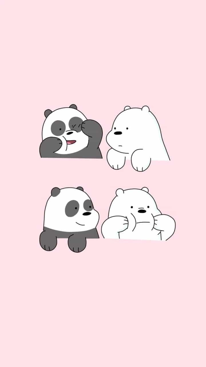 Cute Wallpaper Tumblr 111 Wallpapers Hd Wallpapers Bear Wallpaper We Bare Bears Wallpapers Cute Cartoon Wallpapers