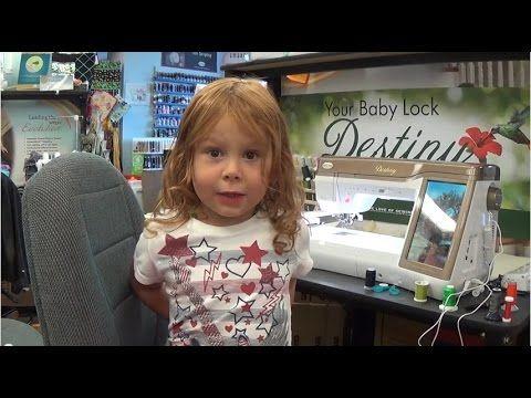 Sewing with Meadow - Baby Lock Destiny IQ Designer | Destiny