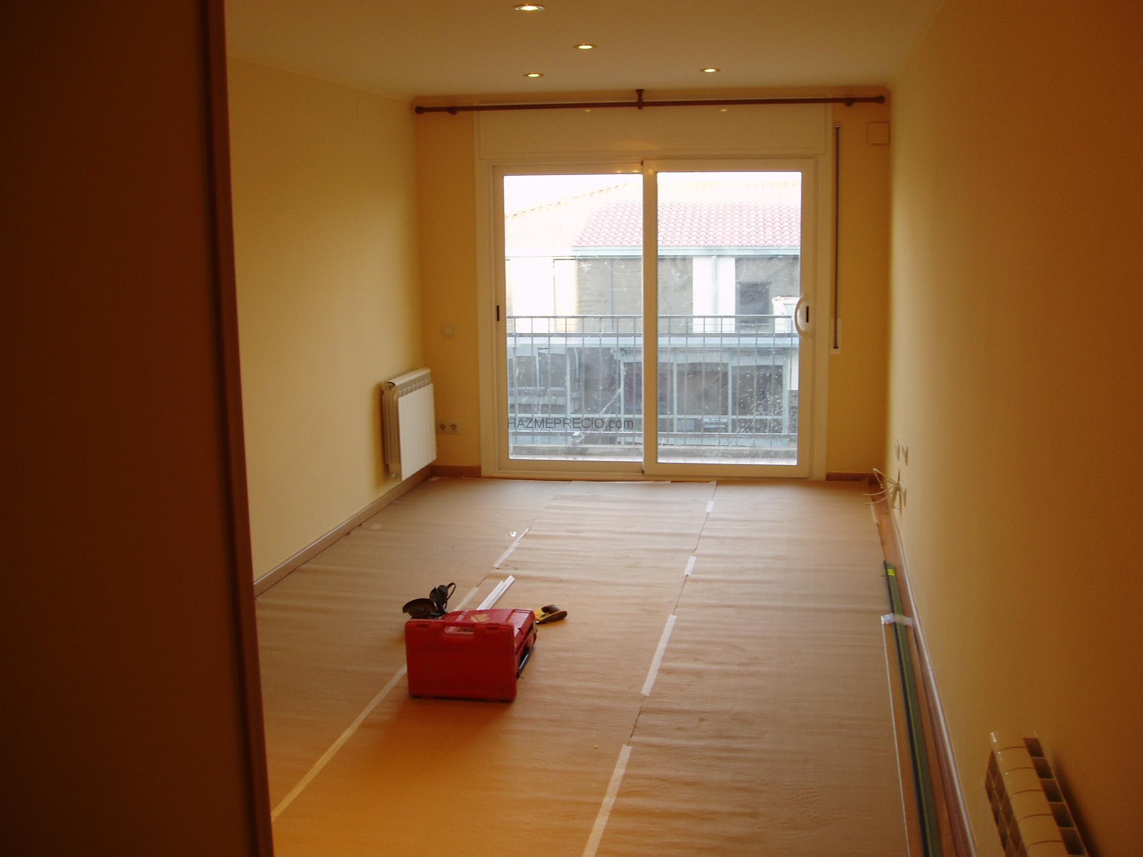 Alisado y pintura alisado y pintura alisar paredes para un piso de 70m2 comedor 3 - Pinturas para pasillos ...