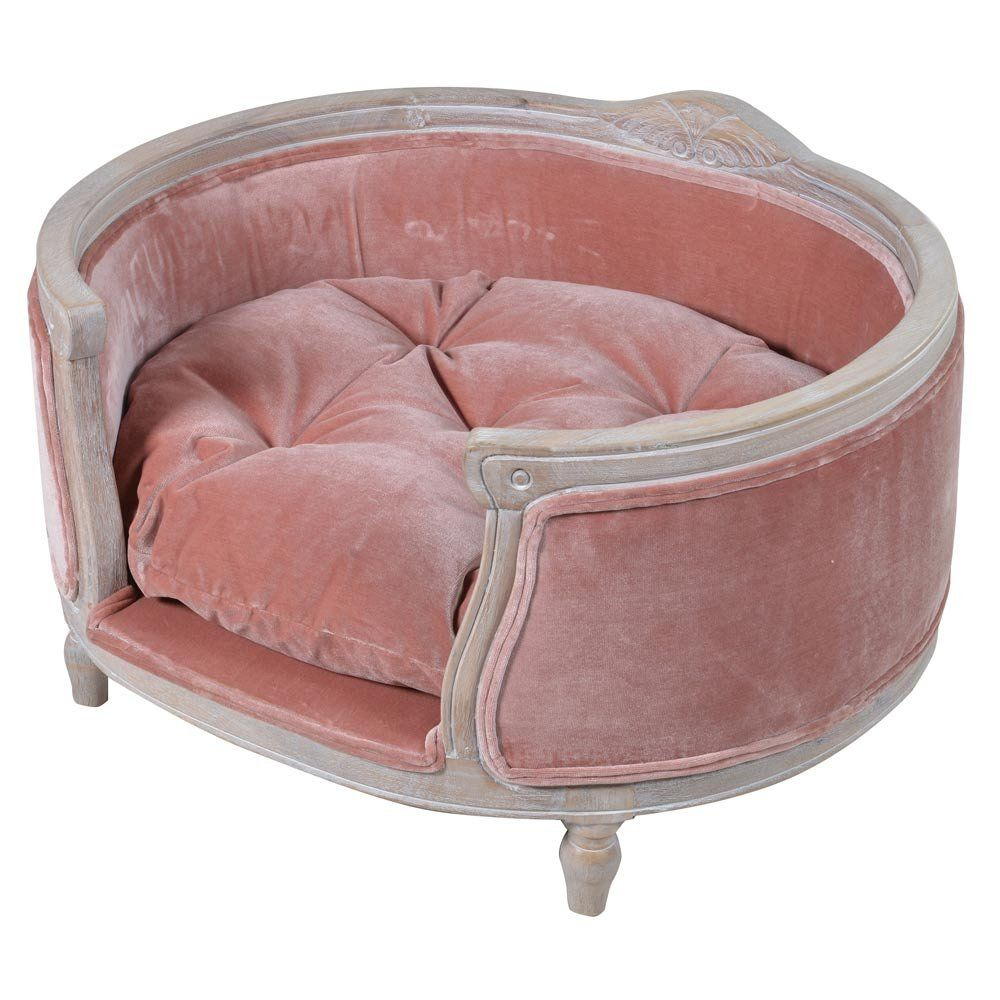 Posh Pooch Pink Pet Bed Pink dog beds, Dog bed, Princess