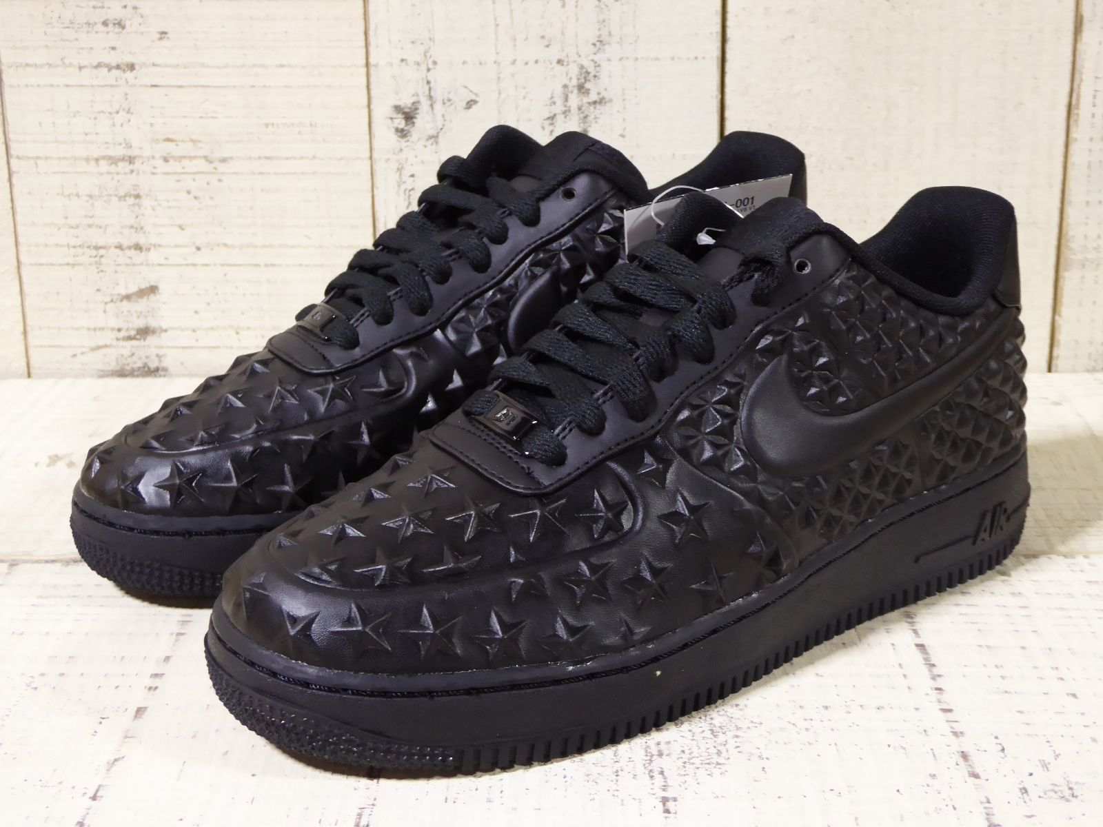 finest selection 202a8 4eef5 NIKE AIR FORCE 1 LOW LV8 VT INDEPENDENCE DAY BLACK 789104 001 $180 ...