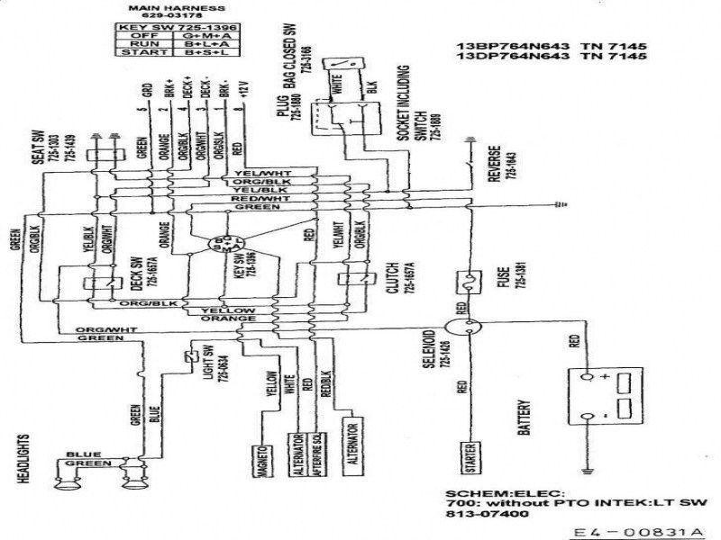 Kubota Tractor Electrical Wiring Diagrams (Dengan gambar)