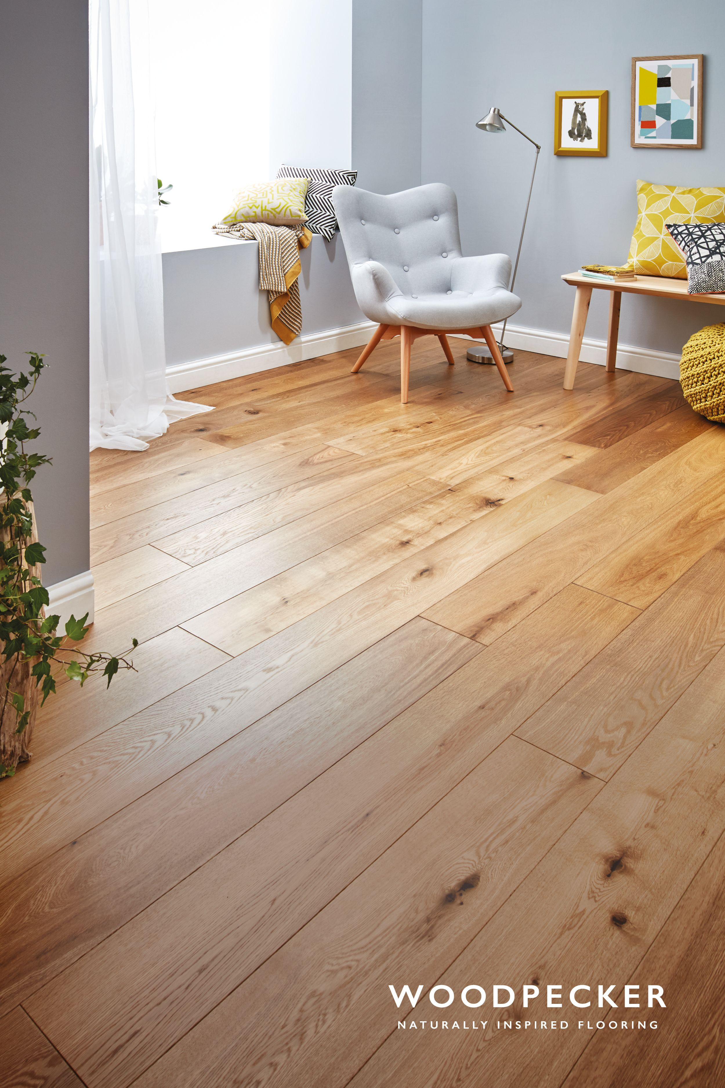 Harlech smoked oak home decor that i love flooring - Living room ideas with oak flooring ...
