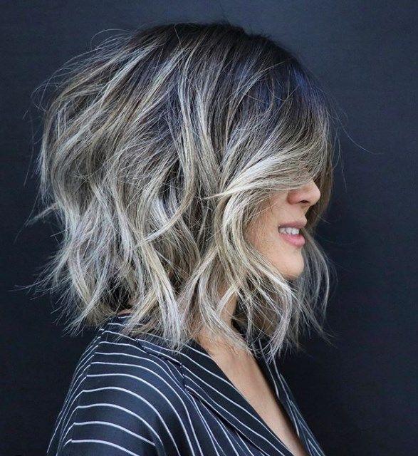 Klassische Bob Frisuren 2019 2020 – Trends und Mode # Frisuren # Frisuren …