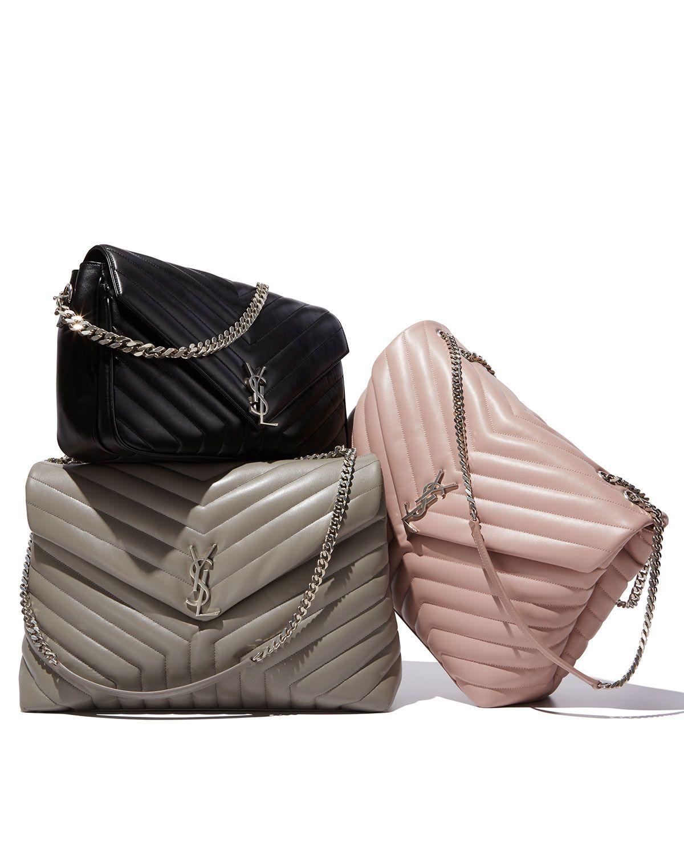 06e83a1ba66 Loulou Monogram Large Chain Shoulder Bag | Handbags | Chain shoulder ...
