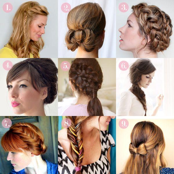 Pearls & Scissors: hair