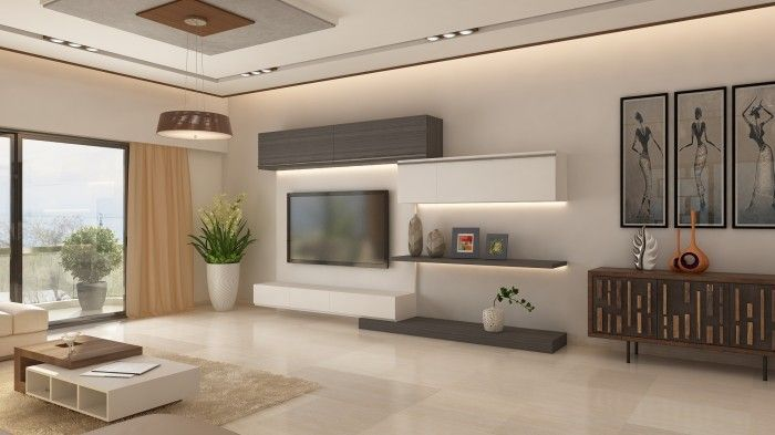 living room tv wall design. 7 Cool Contemporary TV Wall Unit Designs For Your Living Room Image result for wall units living room  New House Pinterest
