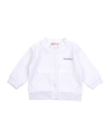 MIRTILLO Girl's' Sweatshirt White 12 months