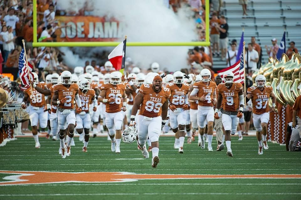 2014 Longhorn Team Texas football, College team, Texas