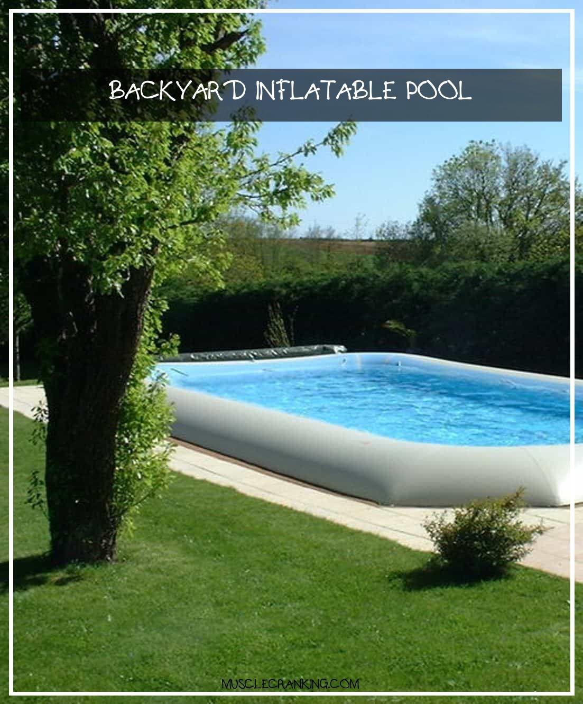 Backyard Inflatable Pool 2020 Inflatable Swimming Pool Pool Landscaping Portable Swimming Pools