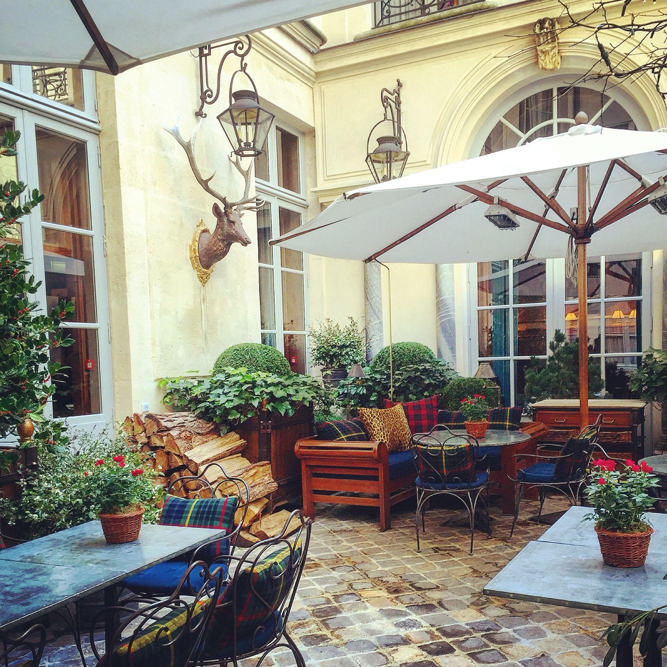 Patio ralph lauren restaurant paris gardens pinterest - Ralph lauren restaurant paris ...