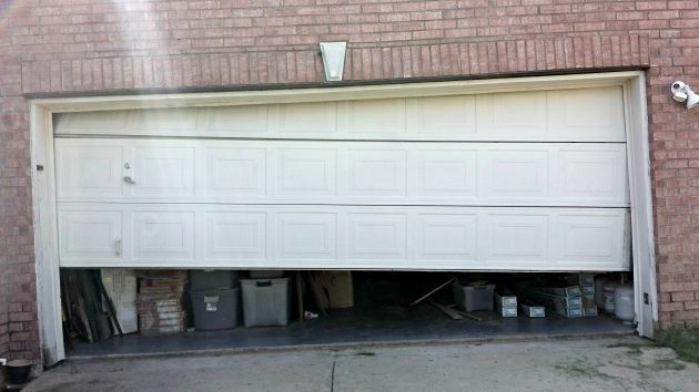 Best Of How To Open A Garage Door Manually Decoration