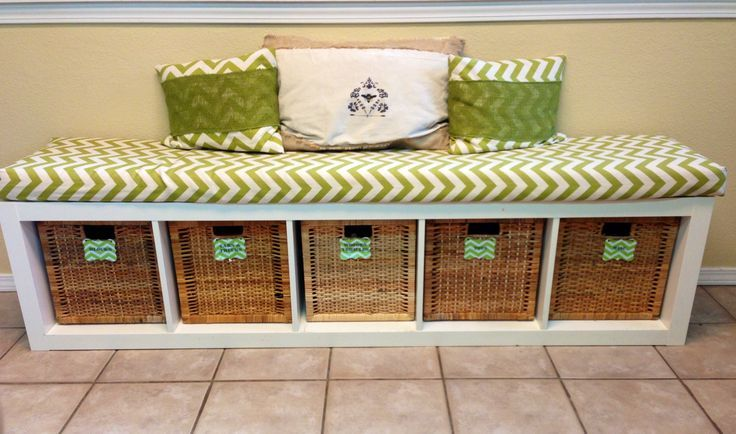 diy bench storage seat - buscar con google | elisa bedroom | pinterest