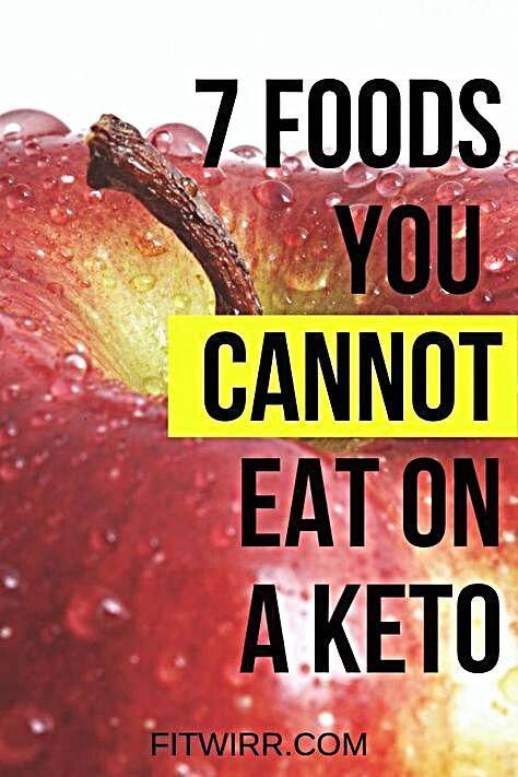 7 foods you cannot eat on a keto diet to stay in ketosis and keep producing ketones. #ketomeals #ketofoods #whattoeatonketo #lowcarbfoods #highcarbfoods #notketo #healthyfoods #fitwirr #ketofoodlist  - Not sure what to avoid on the ketogenic diet? Here's a quick list of 7 foods you absolutely can not eat on the keto diet. Avoid these foods to stay in ketosis. #woadelish #healthy #bhfyp #foodshot #foodies24hours #foodservice #instadaily #lunch #foodnation # #KetoDietBeforeAndAfter