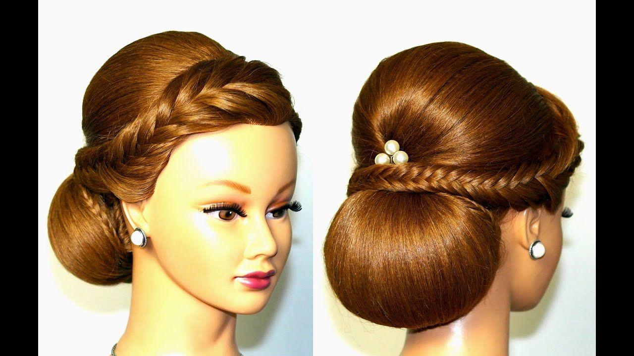 Einzigartige Frisuren Auf Youtube Neue Haare Frisuren Pinterest