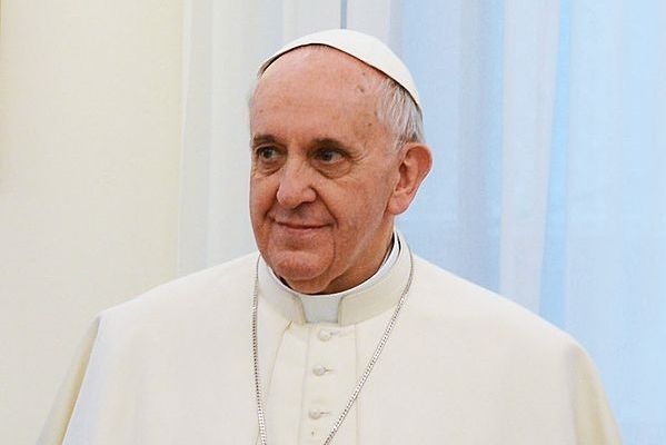 "Pope Meets With Head of Intl. Islamic Org.-Pope Francis held ecumenical meeting in March 2013, greeting Christian, Muslim & Jewish leaders, as well as those who ascribe to no faith at all. During the occasion, HE PRAISED THE MUSLIM LEADERS THAT HAD COME TO THE MEETING, REMARKING THAT THEY WERE MEN WHO ""ADORE THE ONE, LIVING, AND MERCIFUL GOD AND WHO CALL UPON HIM IN PRAYER."""