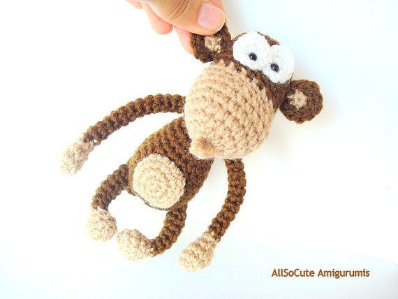 Amigurumi Monkey Patterns : Pepika amigurumis u amigurumi patterns