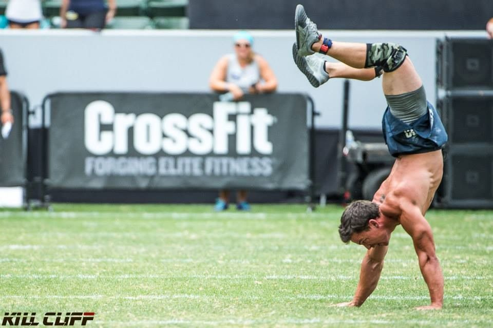 2014 Reebok CrossFit Games #joshbridges | Josh bridges