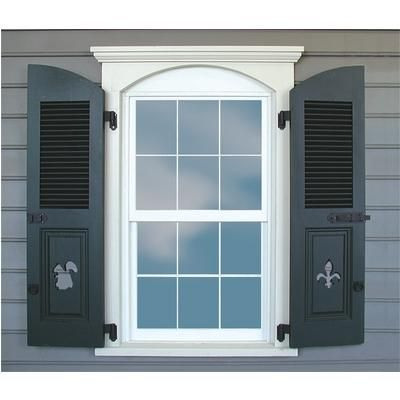 Decorative Exterior Shutters With Cutouts Bing Images