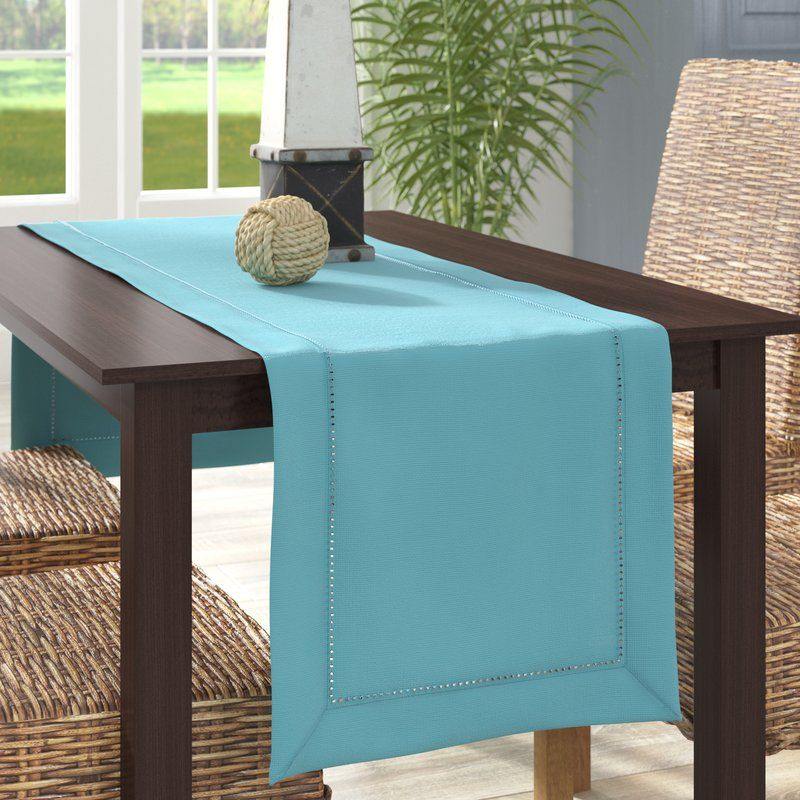 Arielle Table Runner Embroidered Table Runner Table Runners Table