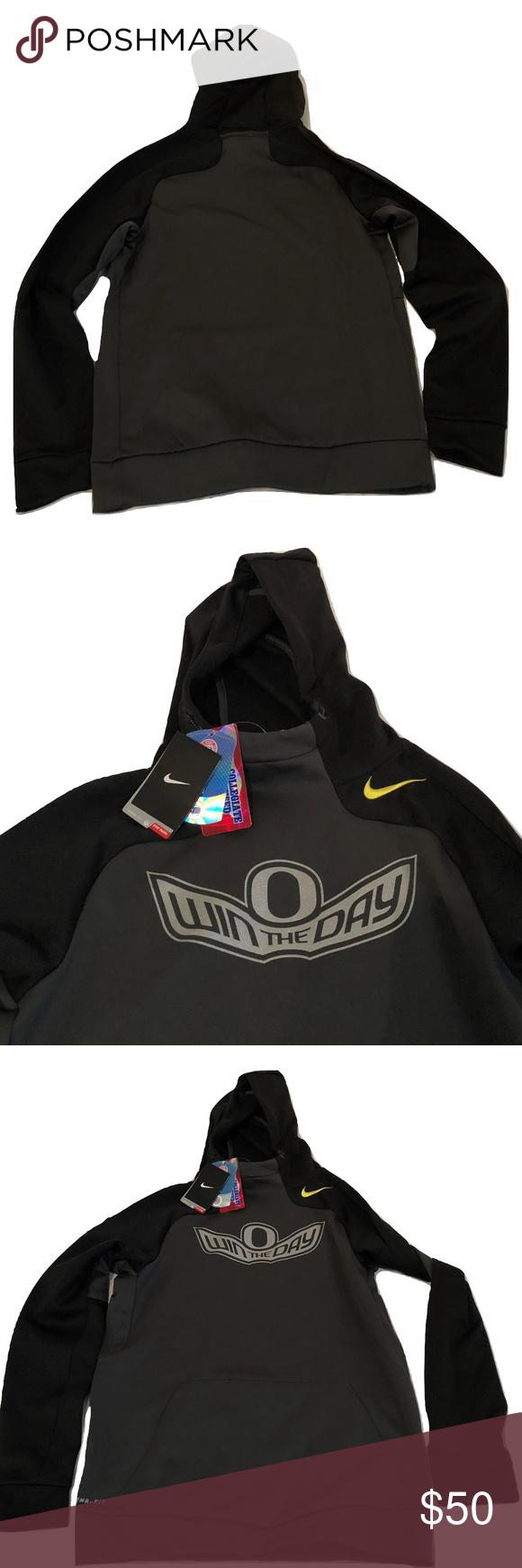 Oregon Ducks Nike Hypespeed Hoodie Sweatshirt Oregon Ducks Nike Therma Fit Hypespeed Win The Day Hooded Swe Sweatshirts Hoodie Sweatshirts Hooded Sweatshirts [ 1740 x 580 Pixel ]