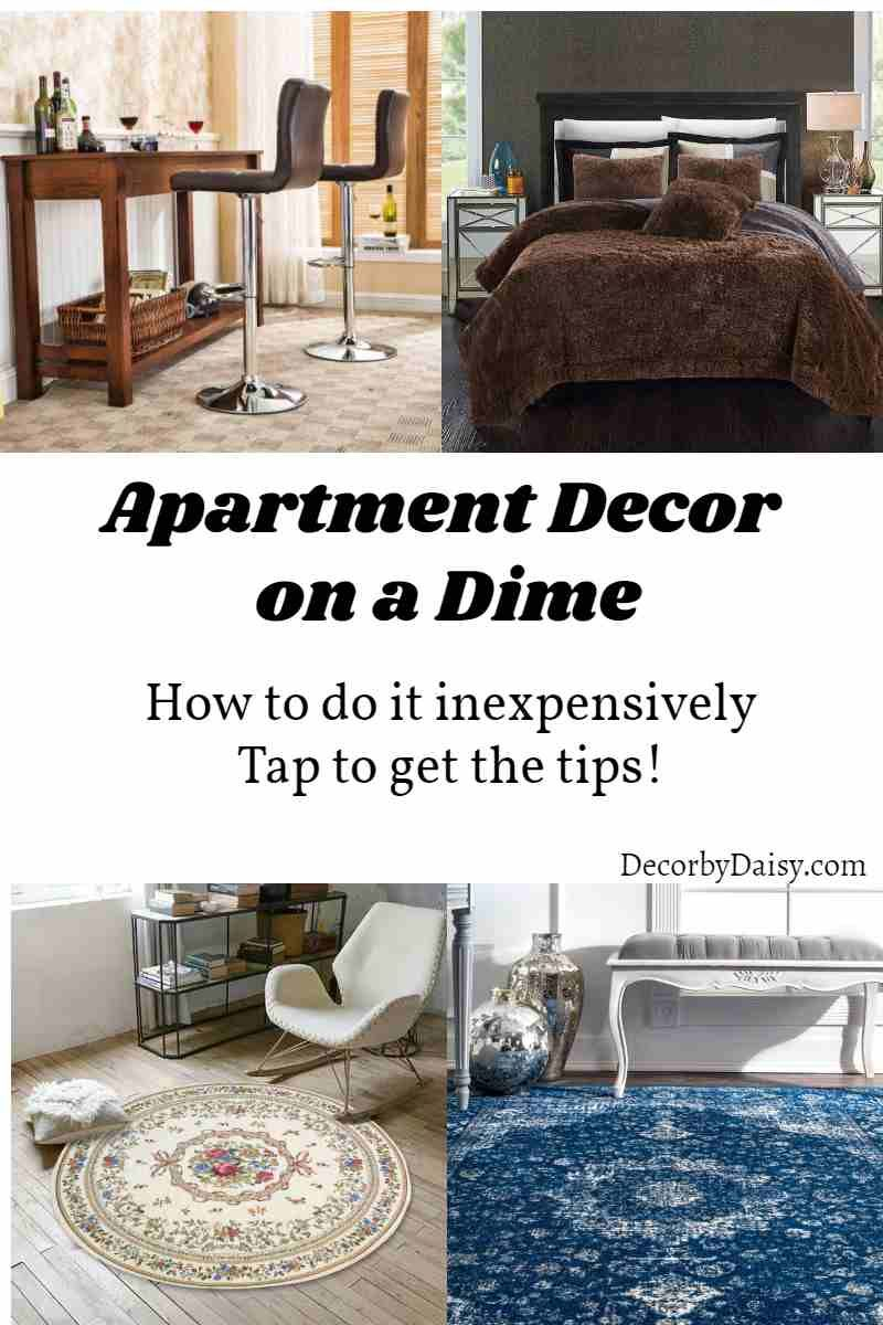 You Can Create An Expensive Looking Apartment Without Actually Spending A Heap Of Cash