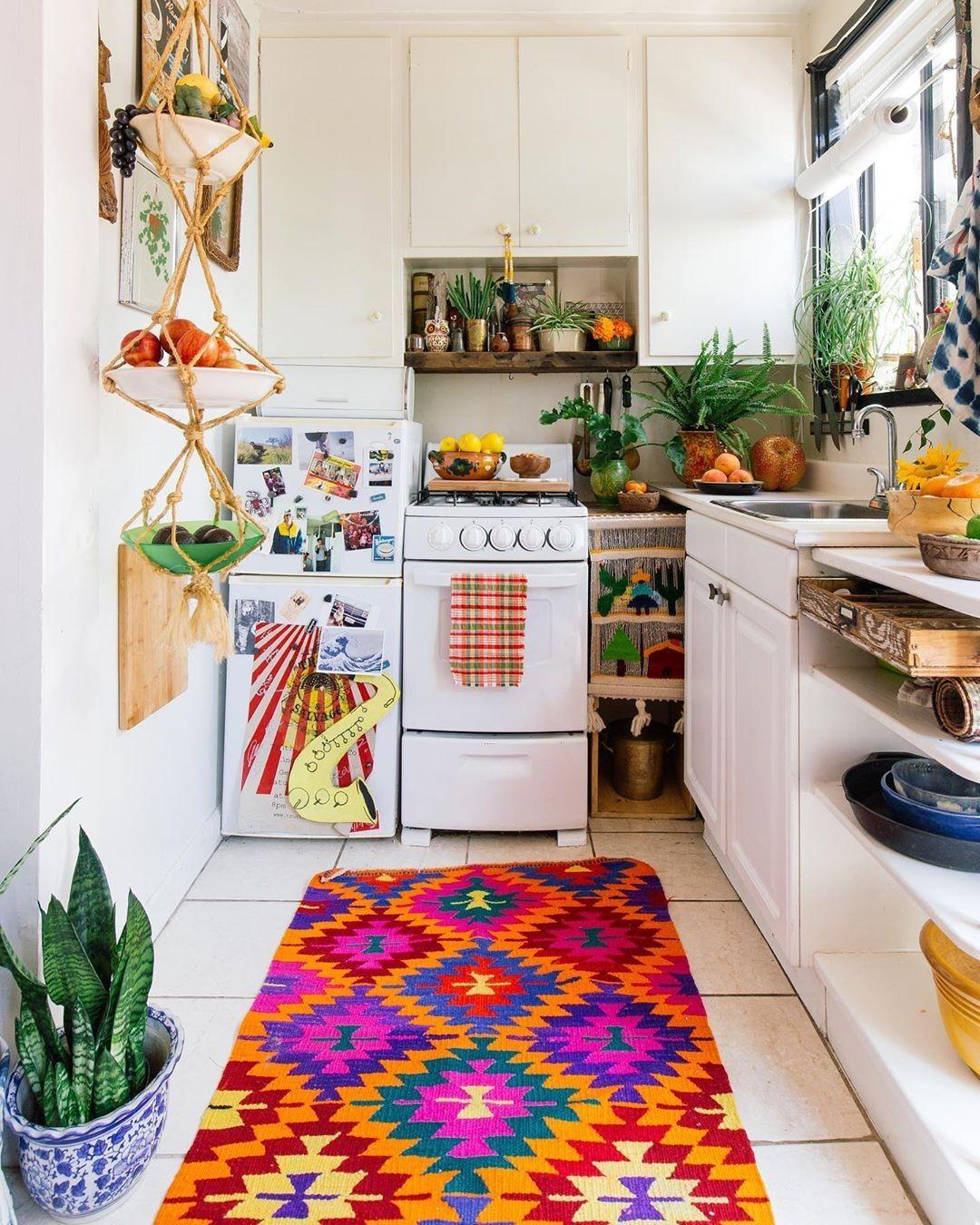 Best Modern Bohemian Kitchen Designs Interieur Ideeën Design 400 x 300