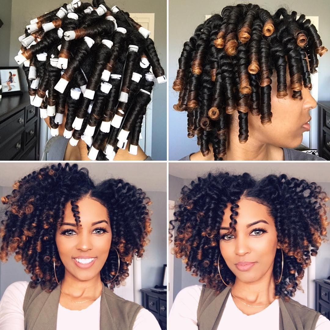 Itszitarose Grey Perm Rods 3 8 White Perm Rods 7 16 Keep In Mind That This Mixture Of Perm R Natural Hair Perm Rods Hair Styles Natural Hair Styles