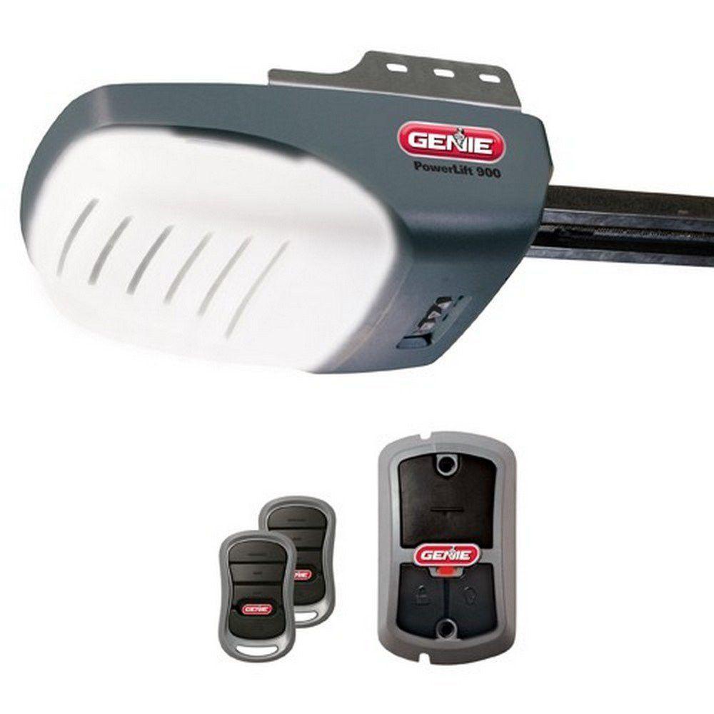 Genie 37411v Garage Door Opener And 1 2 Hp Ac Screw 2562 Tc Genie Garage Door Garage Door Opener Garage Door Remote