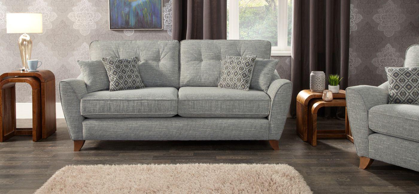 Scs Tuscany Leather Sofa | Baci Living Room