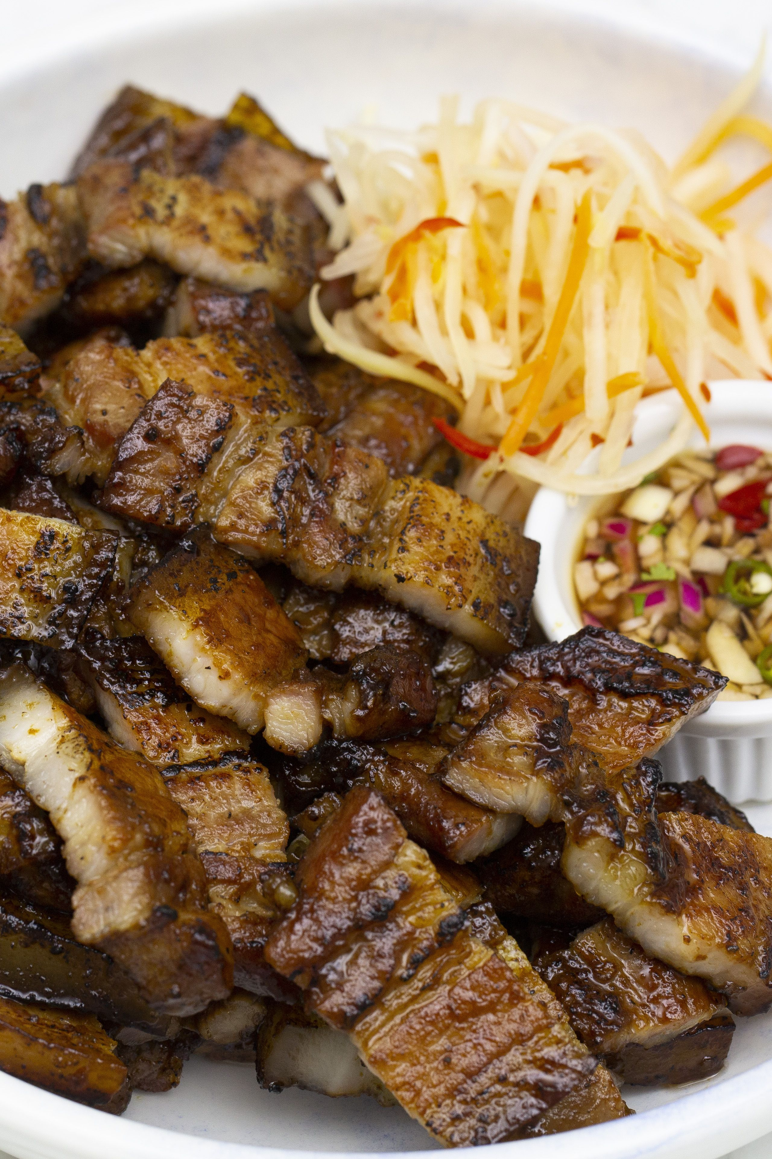 Recipe + Video | Kfc chicken recipe, Recipes, Pork belly