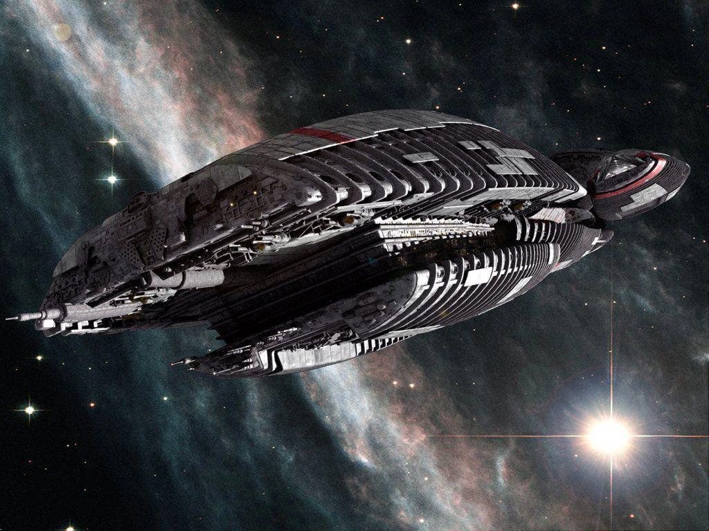 Battlestar Galactica Ships - Space Engineers - YouTube  |Battlestar Galactica Spacecraft