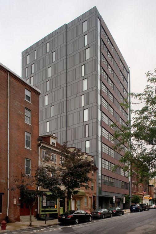 Northeastern University Parcel 18, Boston (USA) by Kyu ...