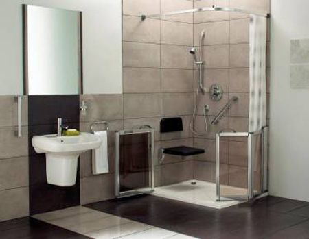 decoracion de baños pequeños - Buscar con Google Adaptar