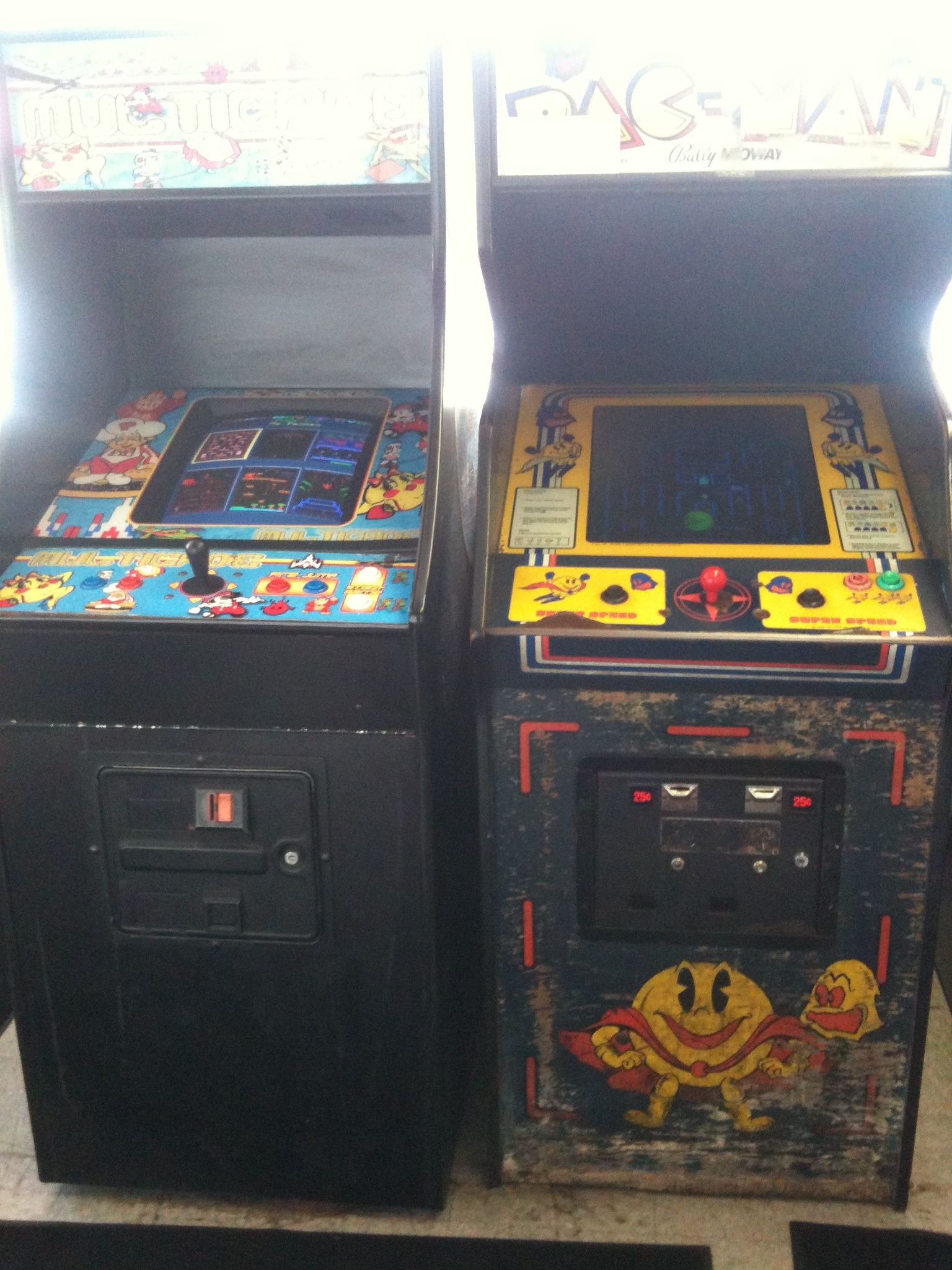 Old School (With images) Gaming products, Arcade games