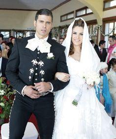 Charro suit - Mexican Wedding