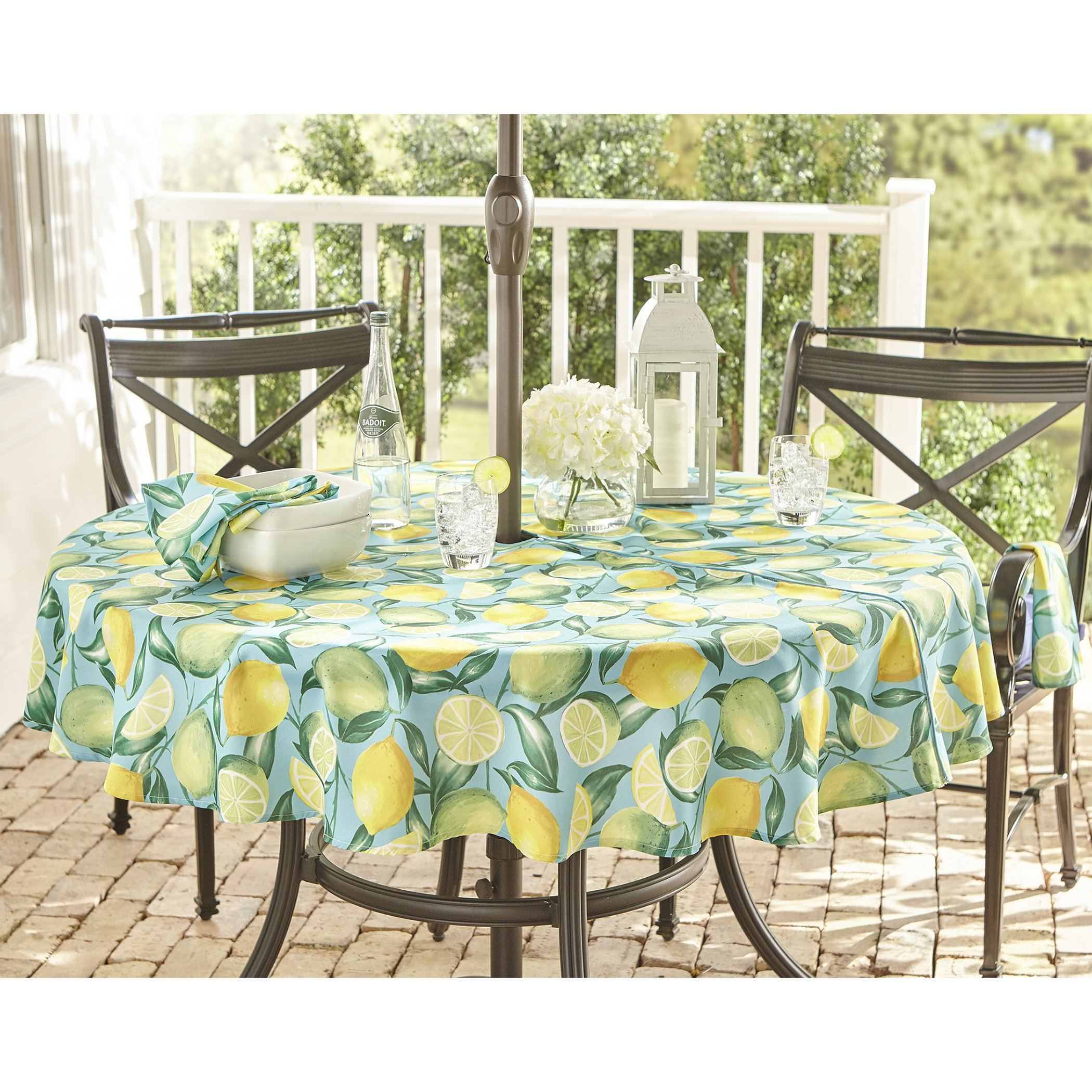 Pin On Spring Tablecloths And Napkins